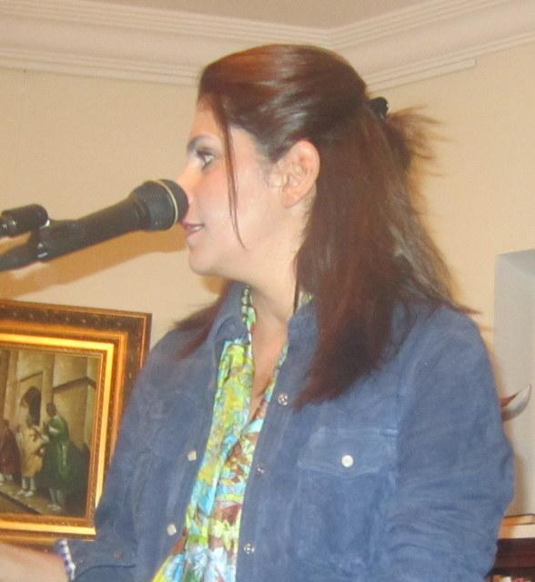 Bahareh Amidi