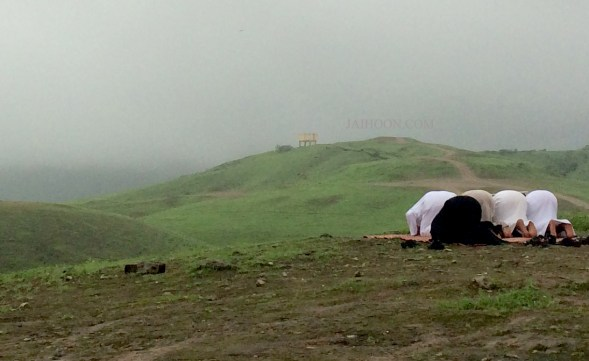 Saluting the Sustainer, Salalah