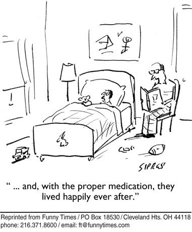 Happy medication