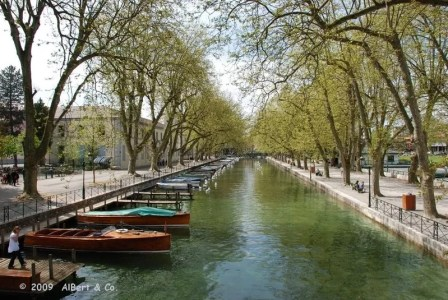 Printemps sur le Canal du Vassé