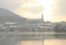 Annecy, fin d'après midi