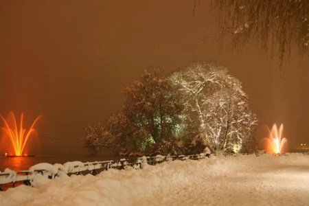 plein de neige