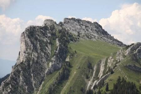 montagne proche d'Annecy