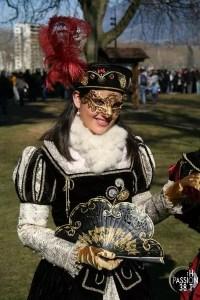 jardins de l'europe annecy masque carnaval