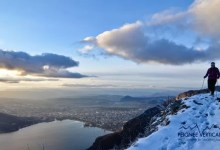 randonnée en hiver