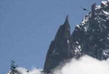 montagnes alpines