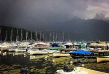 Annecy sous l'orage