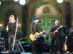 Con Billy Joe Armstrong (Green Day)