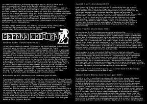 Semana Critica (folleto 2)