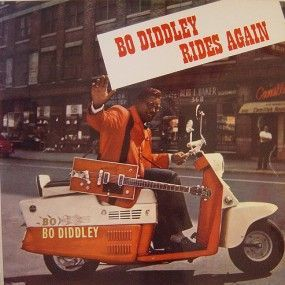 Bo Diddley rides again