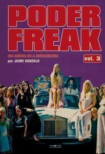 Portada de Poder freak vol. 3