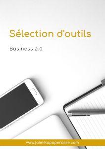 Bonus à télécharger - Sélection d'outils business - J'aime la paperasse