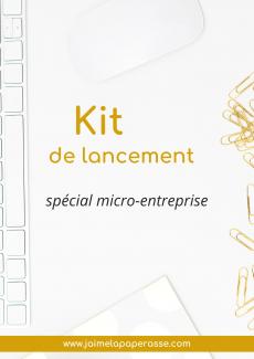 COUV A4 Ebook - Kit de lancement