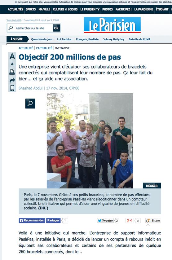 laparisien 200 millions