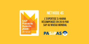 SAP award Pinnacle 2019 1