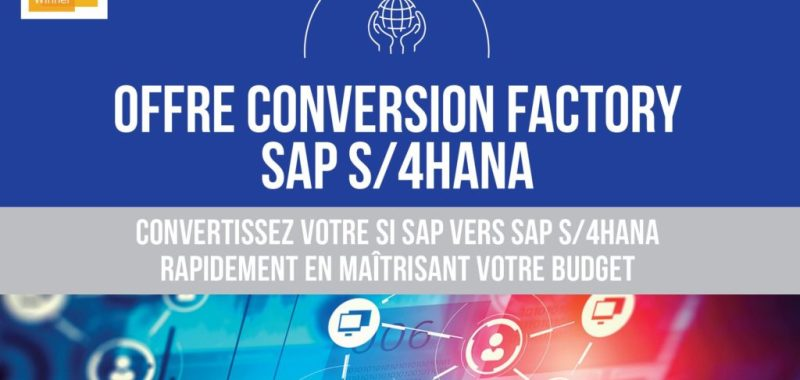 Conversion Factory S4HANA SAP