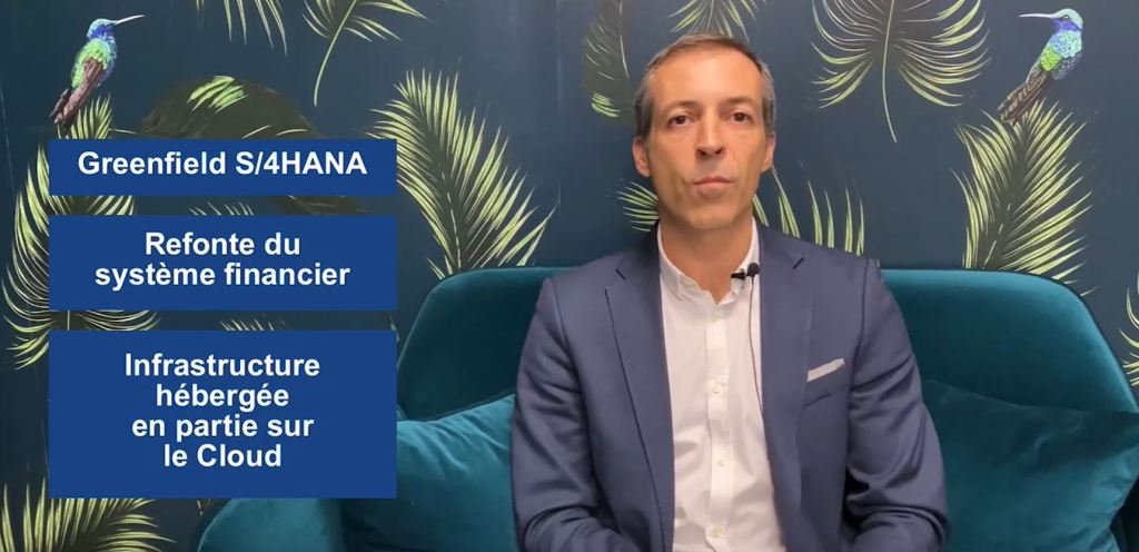 Expertise SAP
