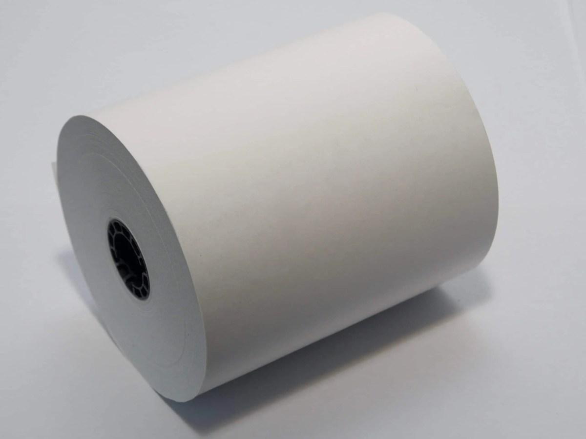 "3 1/8"" x 230' Thermal Rolls  JaimePOS A Leading POS & Merchant Services Provider"