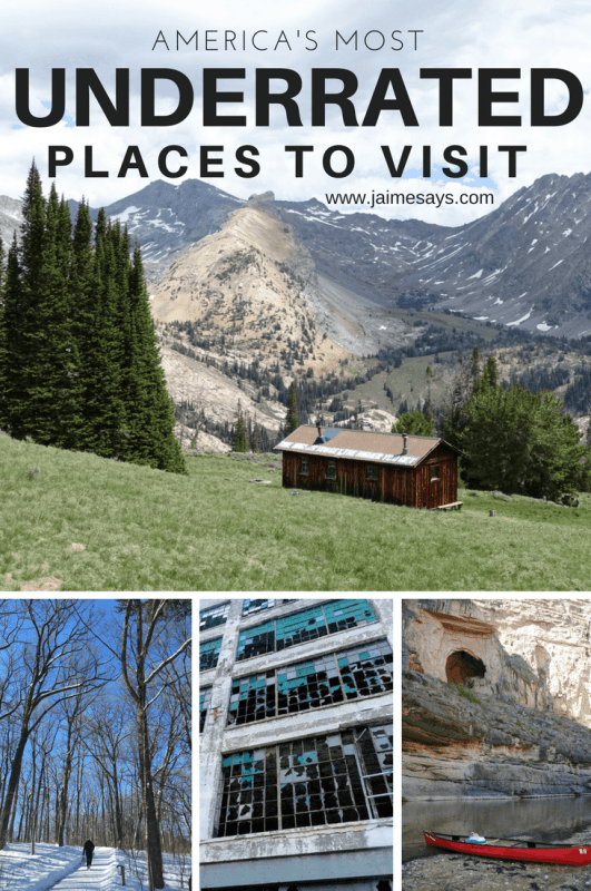 Underrated Travel Destinations in the USA