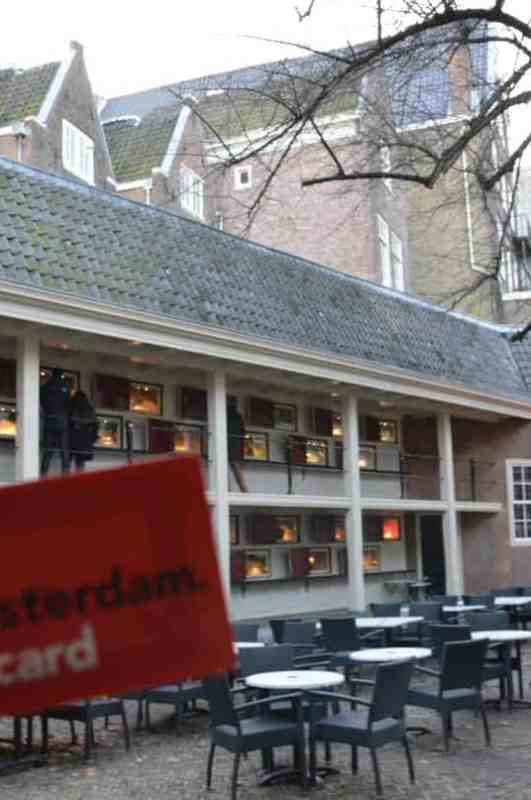 Using the I Amsterdam Card on my First Solo Trip Abroad