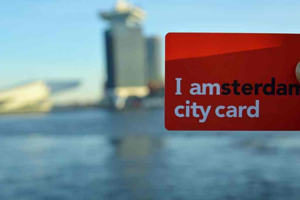 The Iamsterdam City Card
