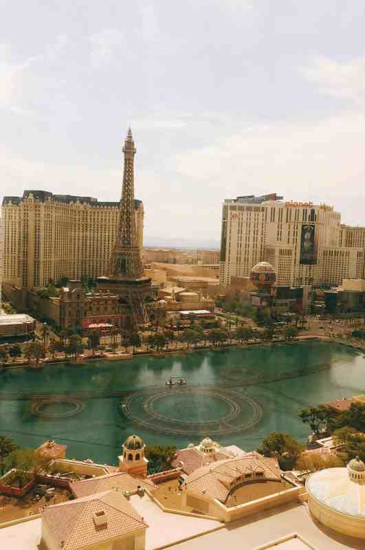 Best Hotels in Vegas Based on Your Reason for Visiting