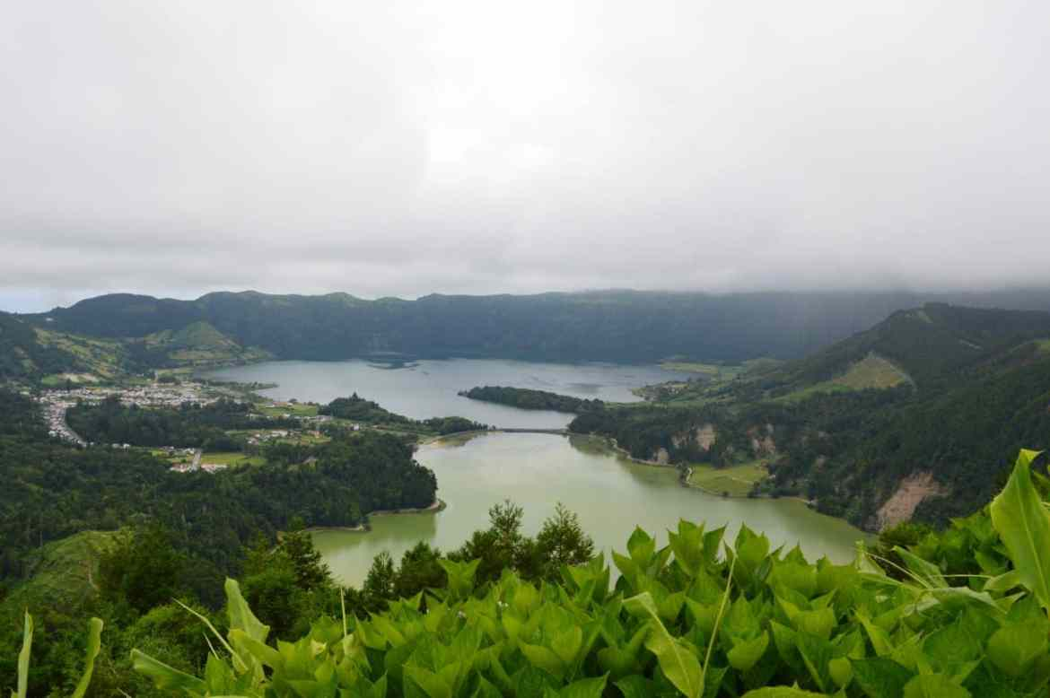Where is Sete Cidades? It is in the Azores.