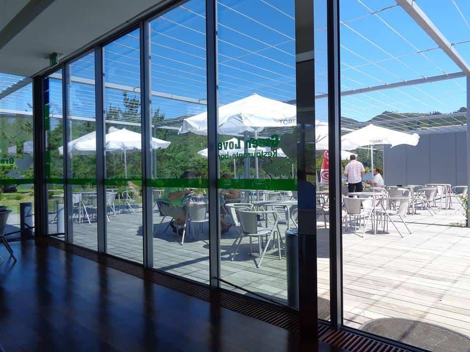 Green Love Restaurant at Sete Cidades