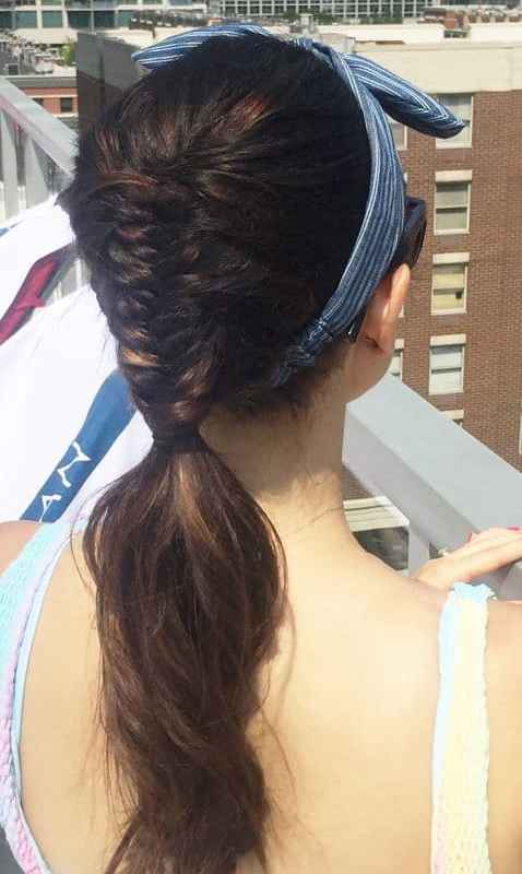 Quick and Easy Weekend Hair with Ostia Collection (Perfect for Labor Day!)