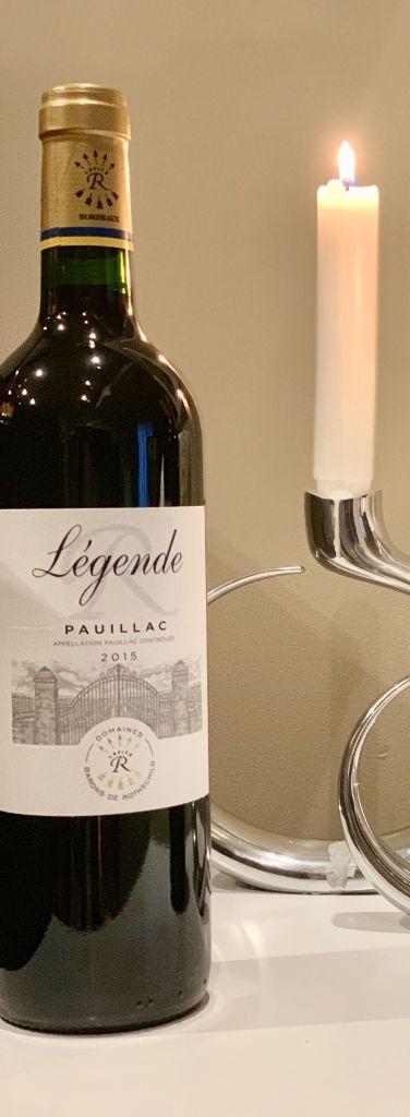 Légende Pauillac 2015 Memorable Wines more important than Grand Crus-12