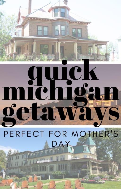 7 Spots to Take a Quick Michigan Getaway