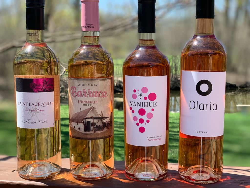 Splash Wines Rosé Box