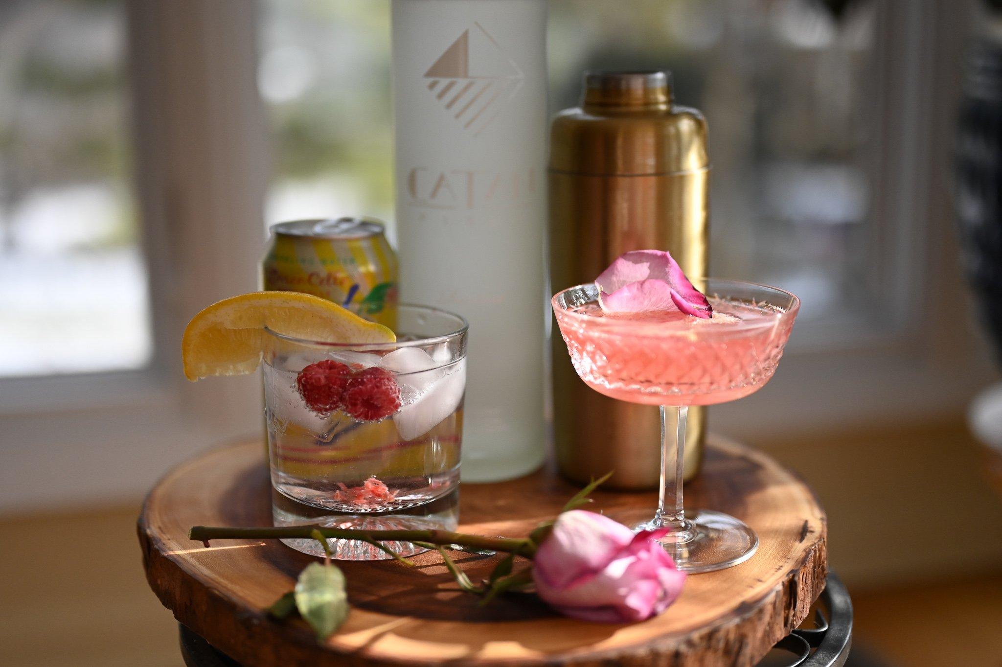 Cocktails and Mocktails I've been Making at Home