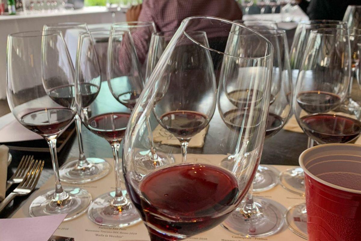 Maremma Toscana Tasting