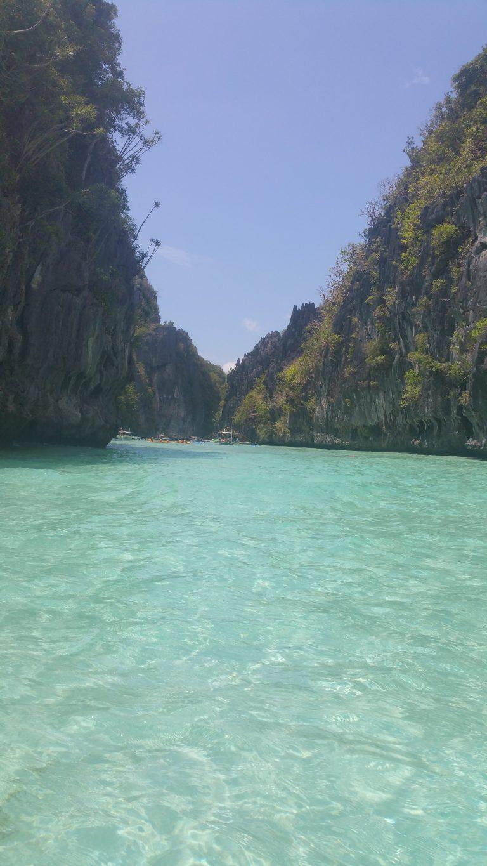 small lagoon el nido palawan filipinas