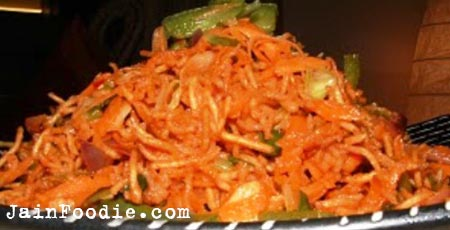 Chinese bhel recipe jain food recipes forumfinder Gallery