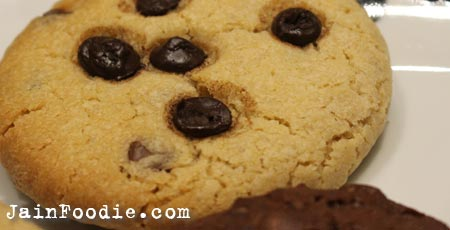 Jain Chocolate Chip Cookies