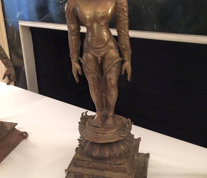 Bahubali Jain Idol Returned by US
