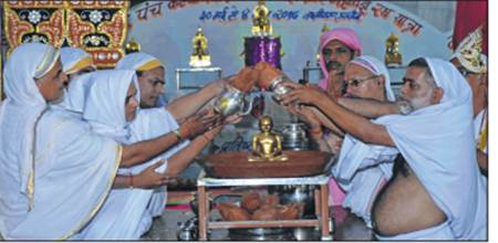Ujjain Jain Temple Panchakalyana