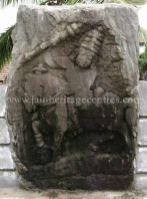 Keladi-Museum-0001-Brahma-Yaksha-Jain-Idol