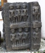 Ruined Jain artefacts - Jain Museum