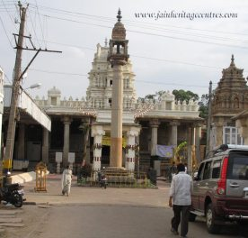 Shravanabelagola-Town-Bhandari-Basadi-Jain-Temple-0002