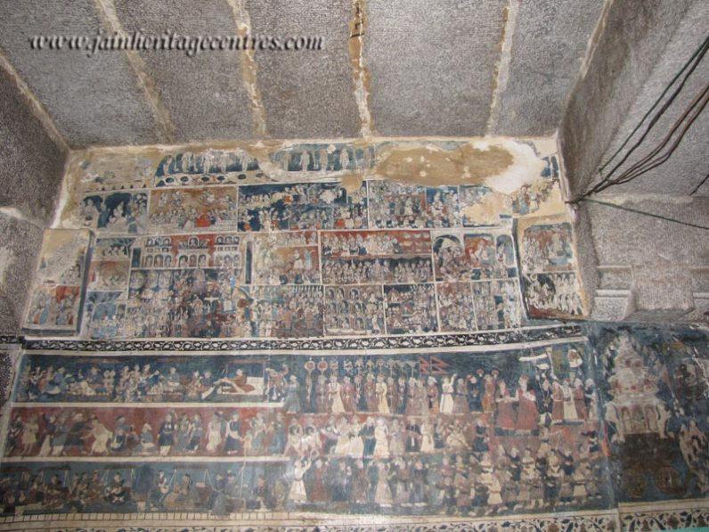 Shravanabelagola-Town-Matada-Basadi-Jain-Temple-0020