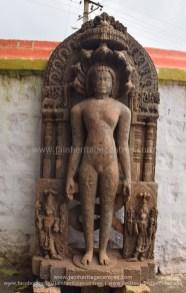 Sri Parshwanath Idol at Makodu with Inscription