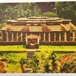 Picture Postcards related to Jain Basadis & Idols of Dakshina Kannada and Udupi Districts released by Department of Posts
