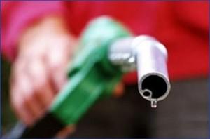 Petrol evaporates