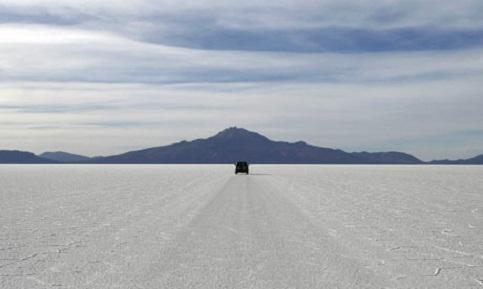 Salt Desert of Bolivia