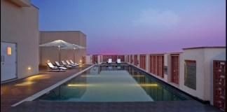 Pool party in jaipur - Hotel IBIS