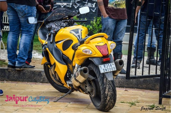 Superbikes in Jaipur
