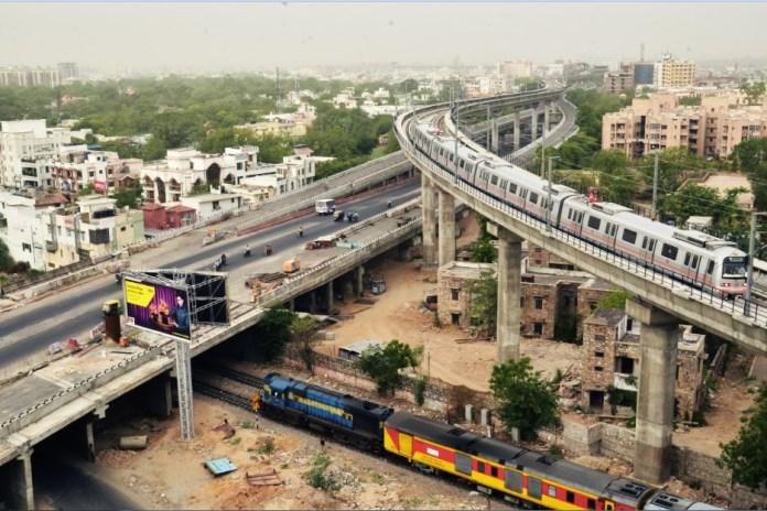 Developing Jaipur, Jaipur Metro